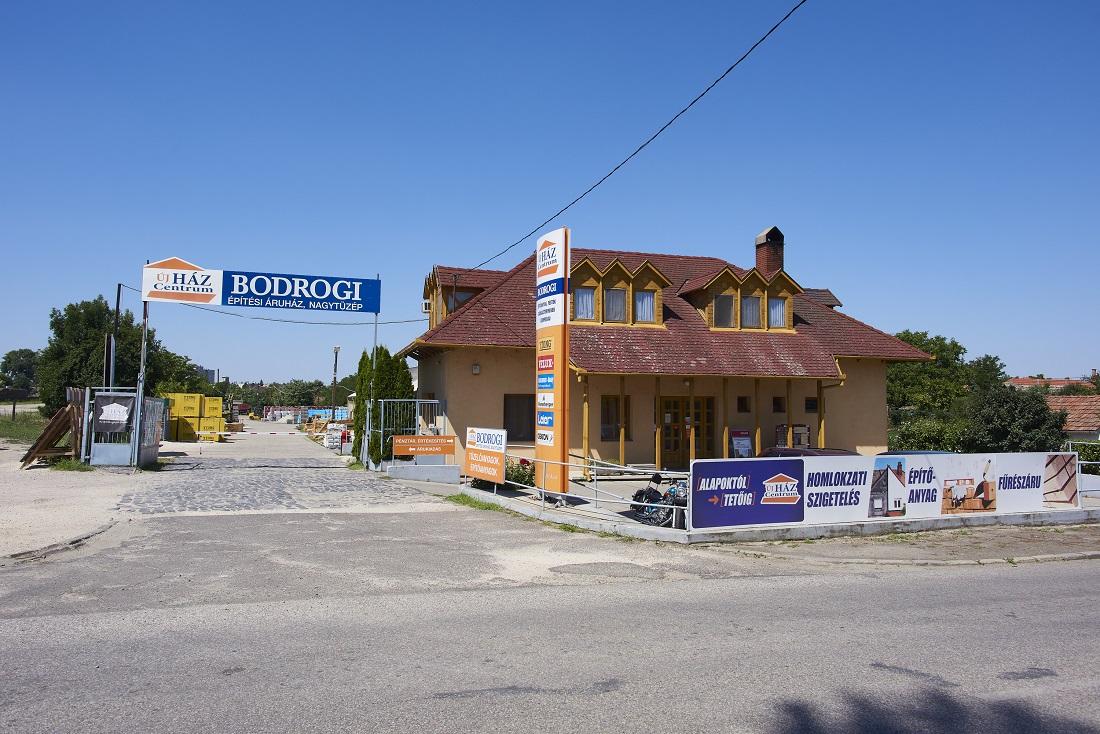 Bodrogi Építési Áruház Nagytüzép - Hódmezővásárhely